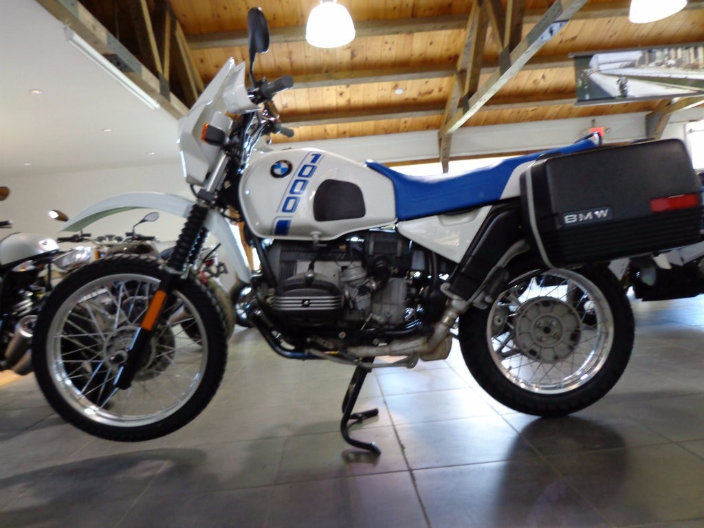 BMW R100GS 1988 images #30799