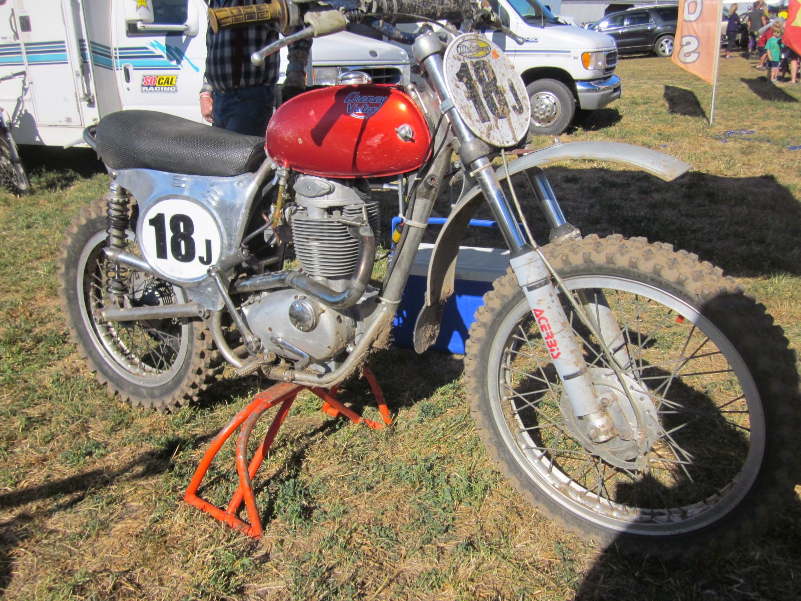 BSA Victor 500-Trail (B-50T) images #65707
