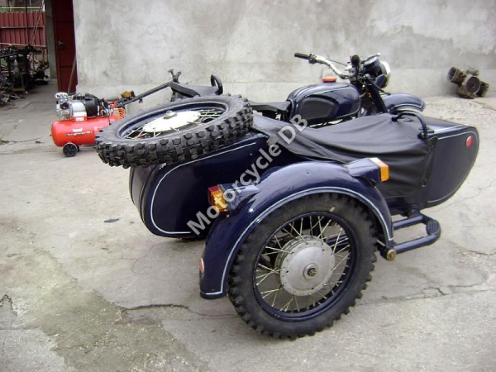 Dnepr MT 11 with sidecar images #95621