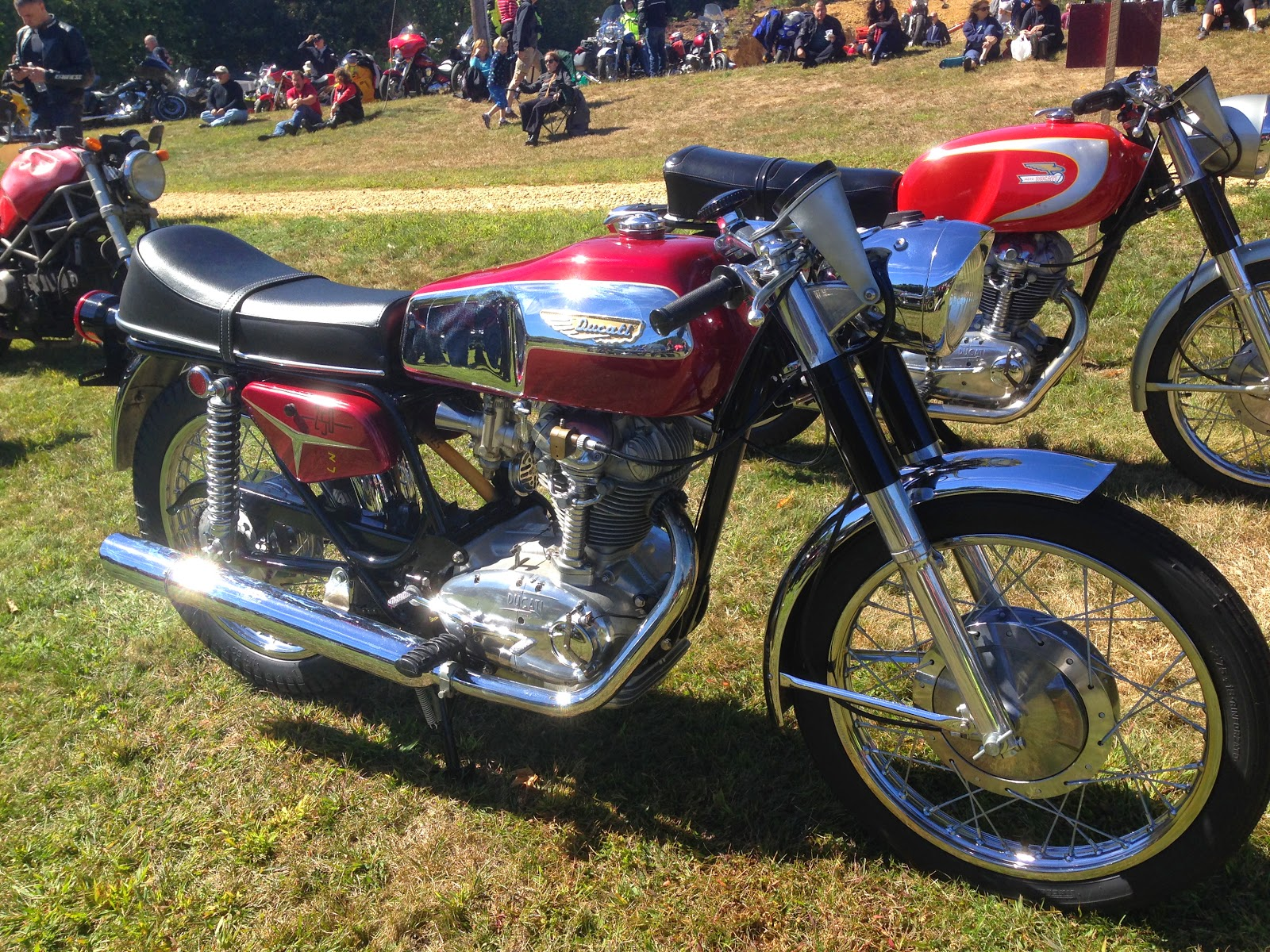 Ducati 250 Mark 3 D 1971 images #10058