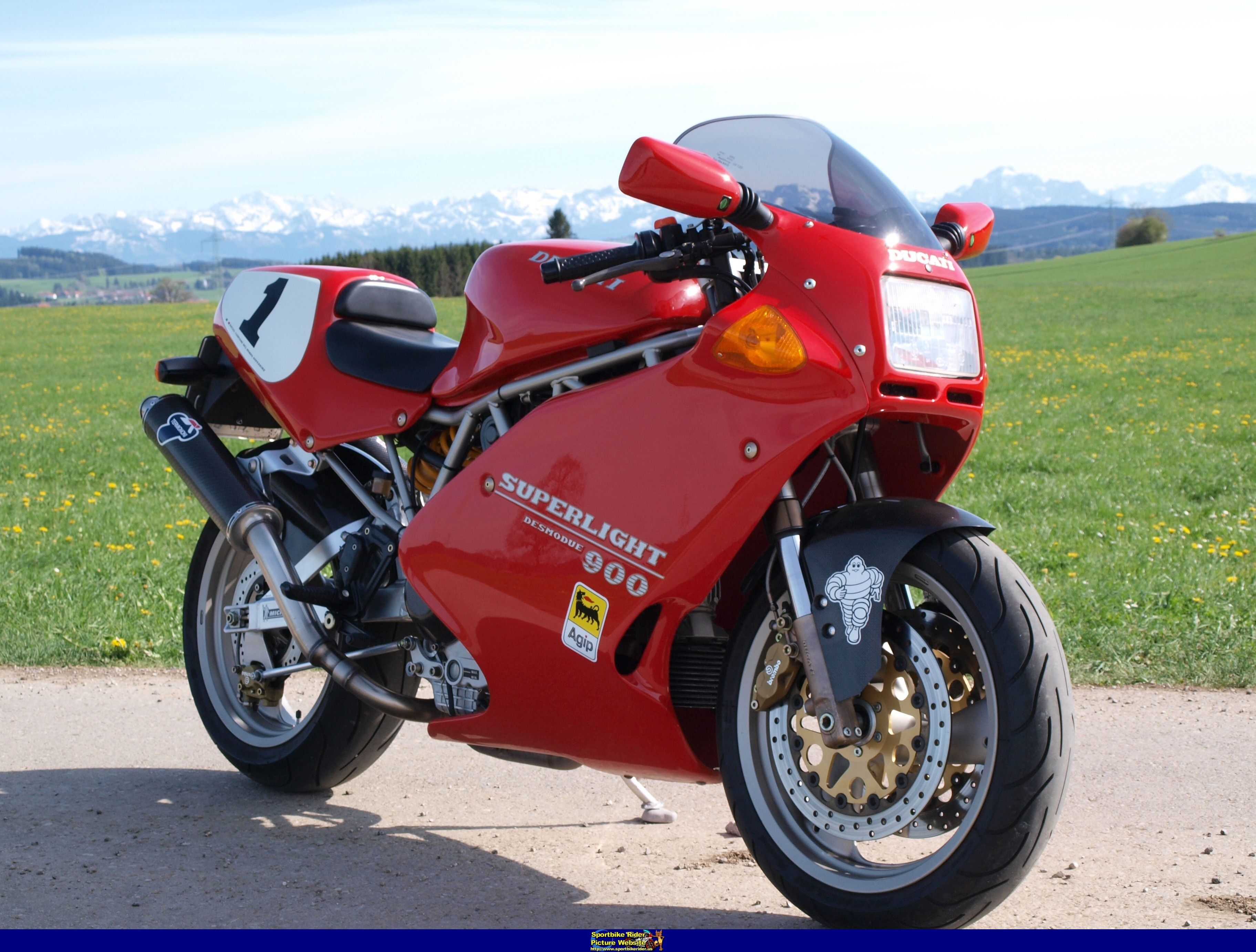 Ducati 900 Superlight wallpapers #19496