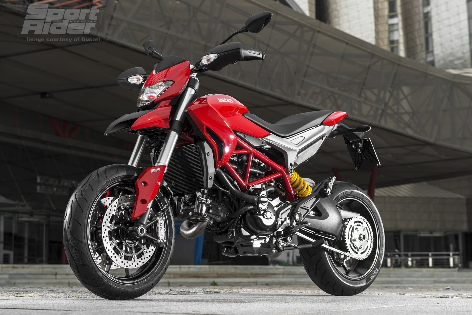 Ducati Hyperstrada 2013 wallpapers #13338