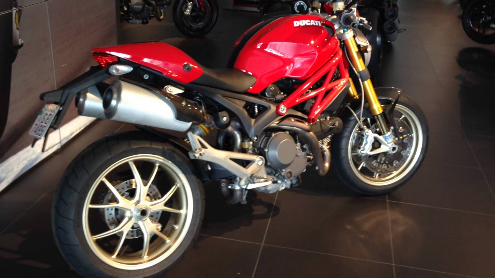 Ducati Monster 1100 S images #79356