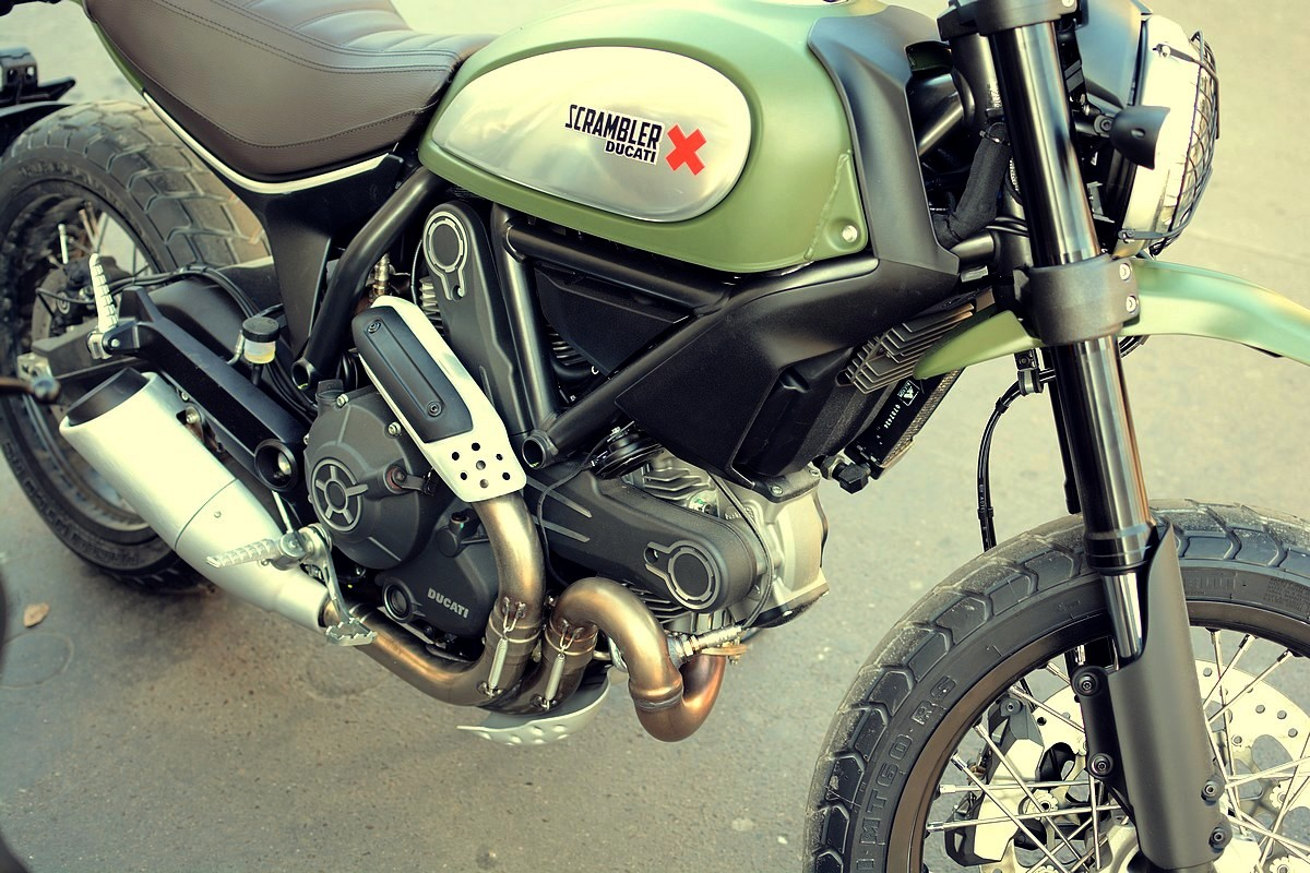 Ducati Scrambler Urban Enduro 2015 wallpapers #13537