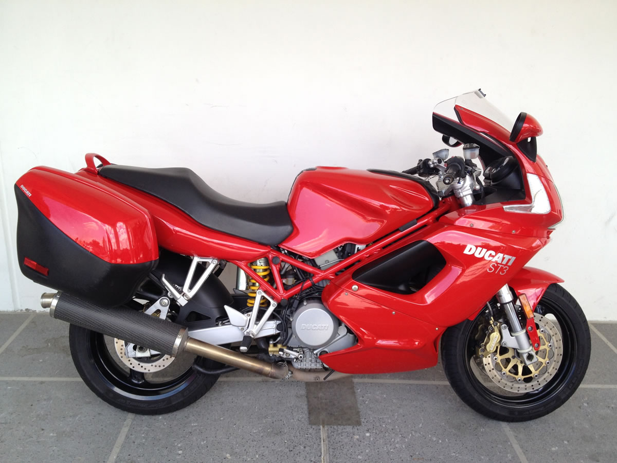 Ducati ST3 S ABS 2006 images #79257