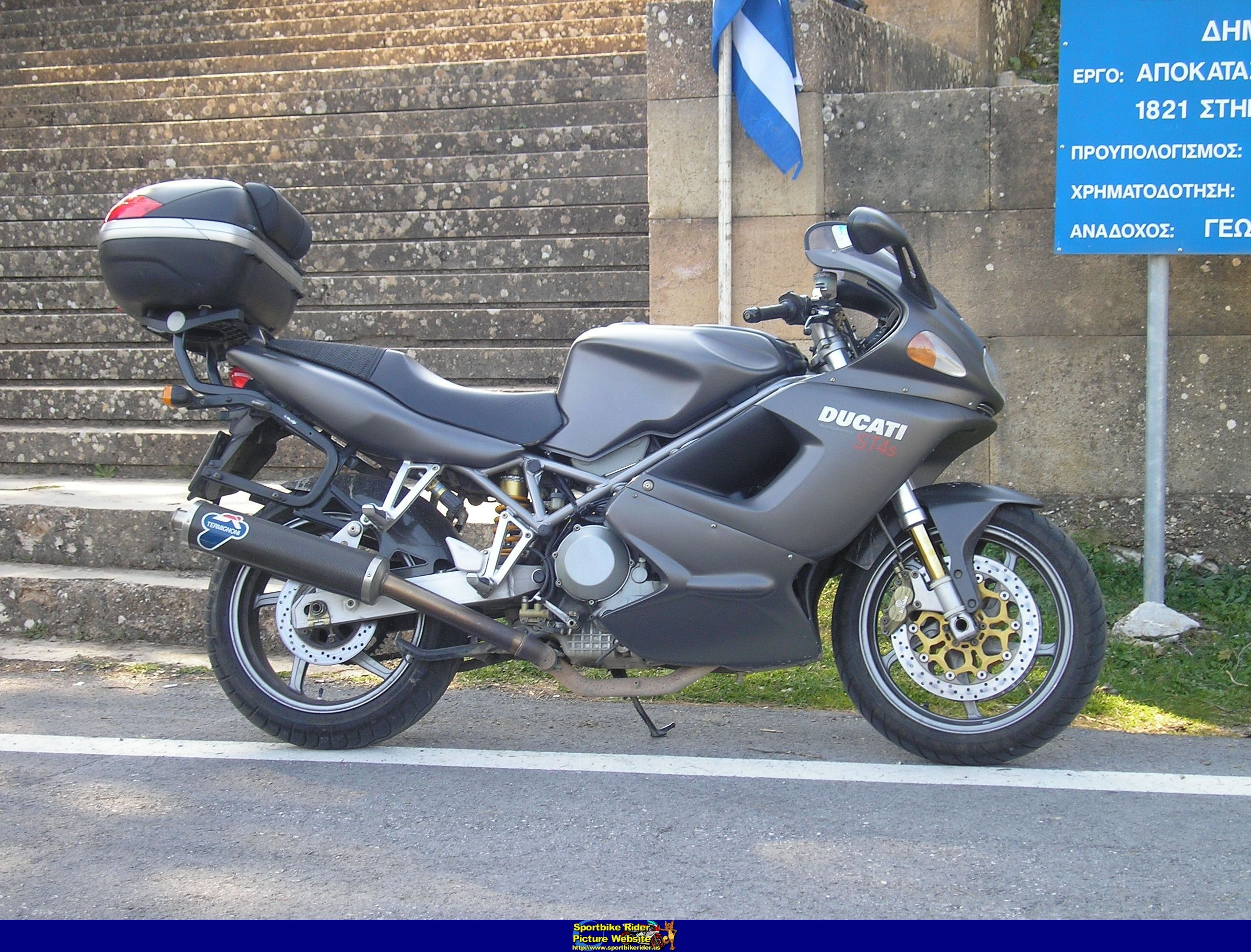 Ducati ST4 2002 wallpapers #154776