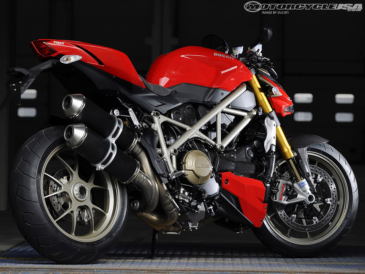 Ducati Streetfighter 2010 wallpapers #142283