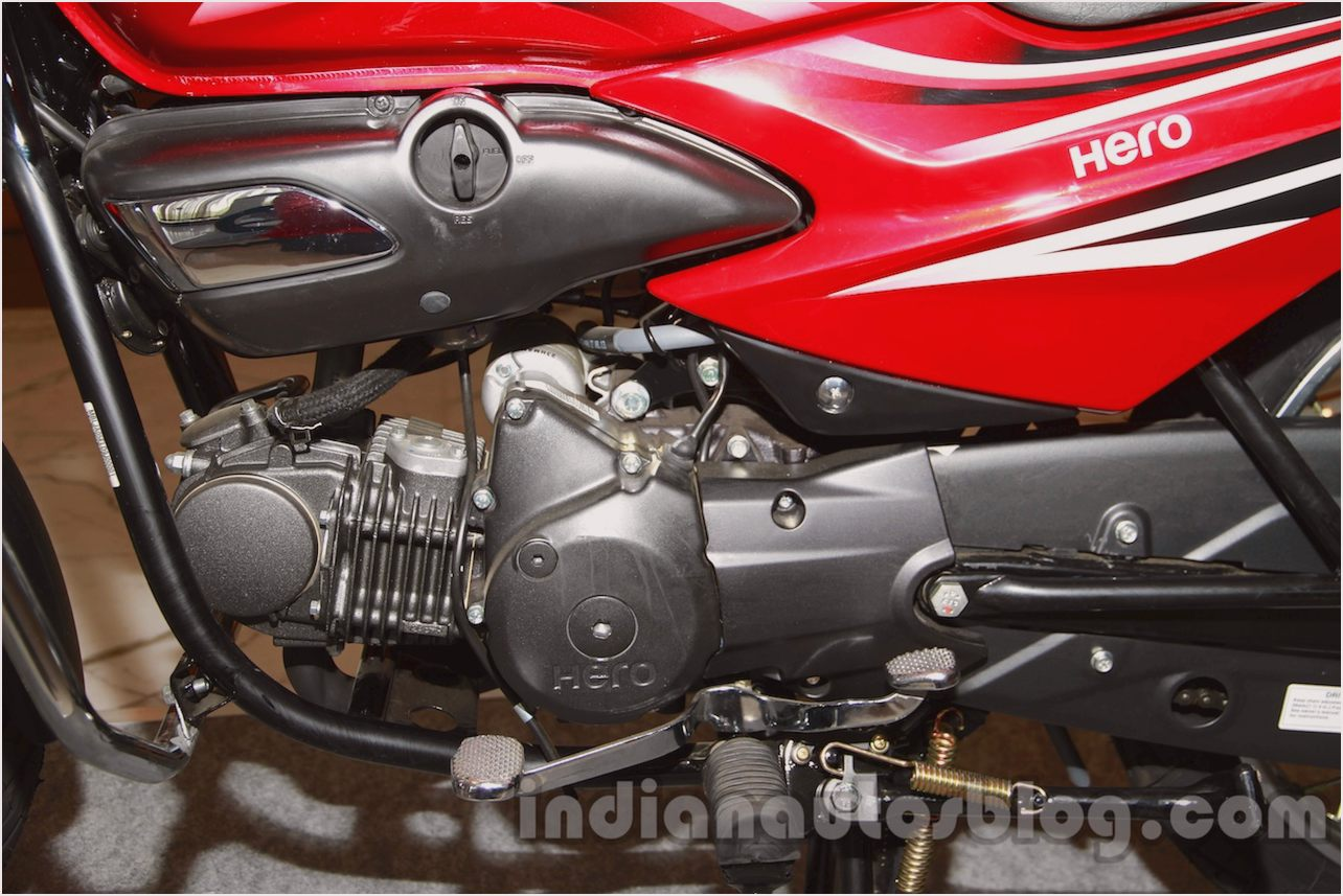 Hero Honda 125 Super Splendor 2008 images #74810