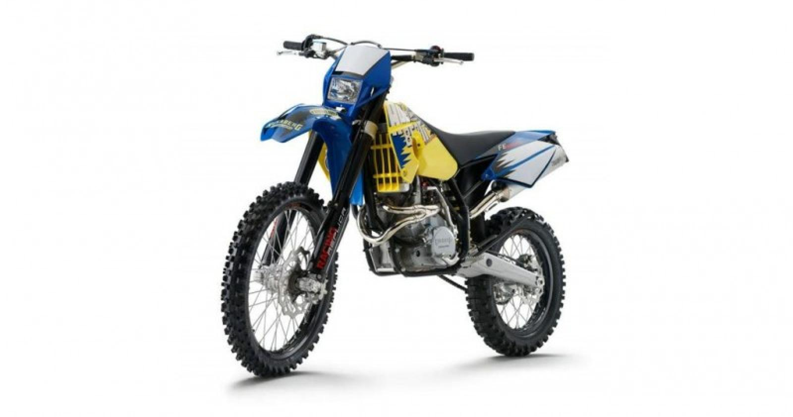 Husaberg FC 550 / 6 wallpapers #137522