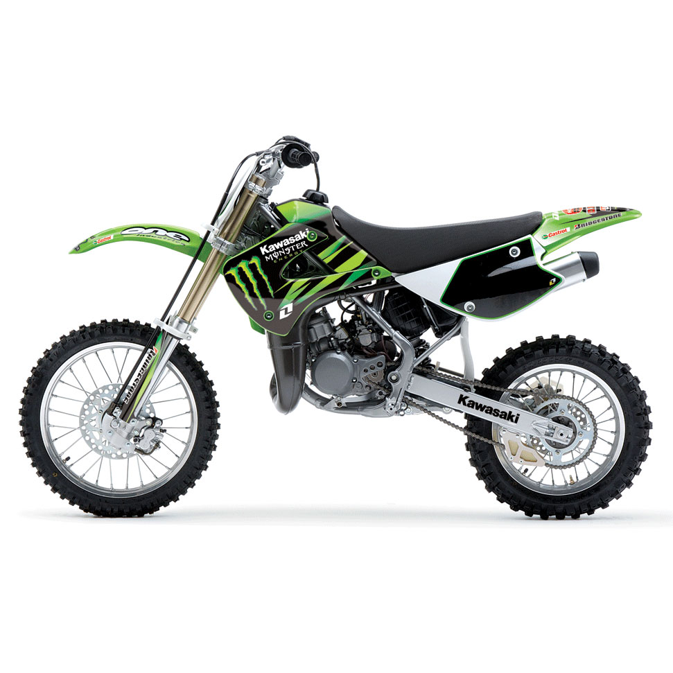 Kawasaki KX 85 2010 wallpapers #134748