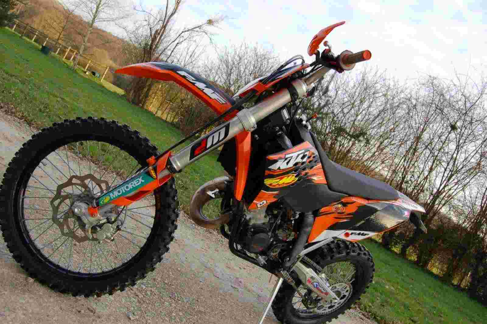 KTM 125 EXC 2010 wallpapers #161326