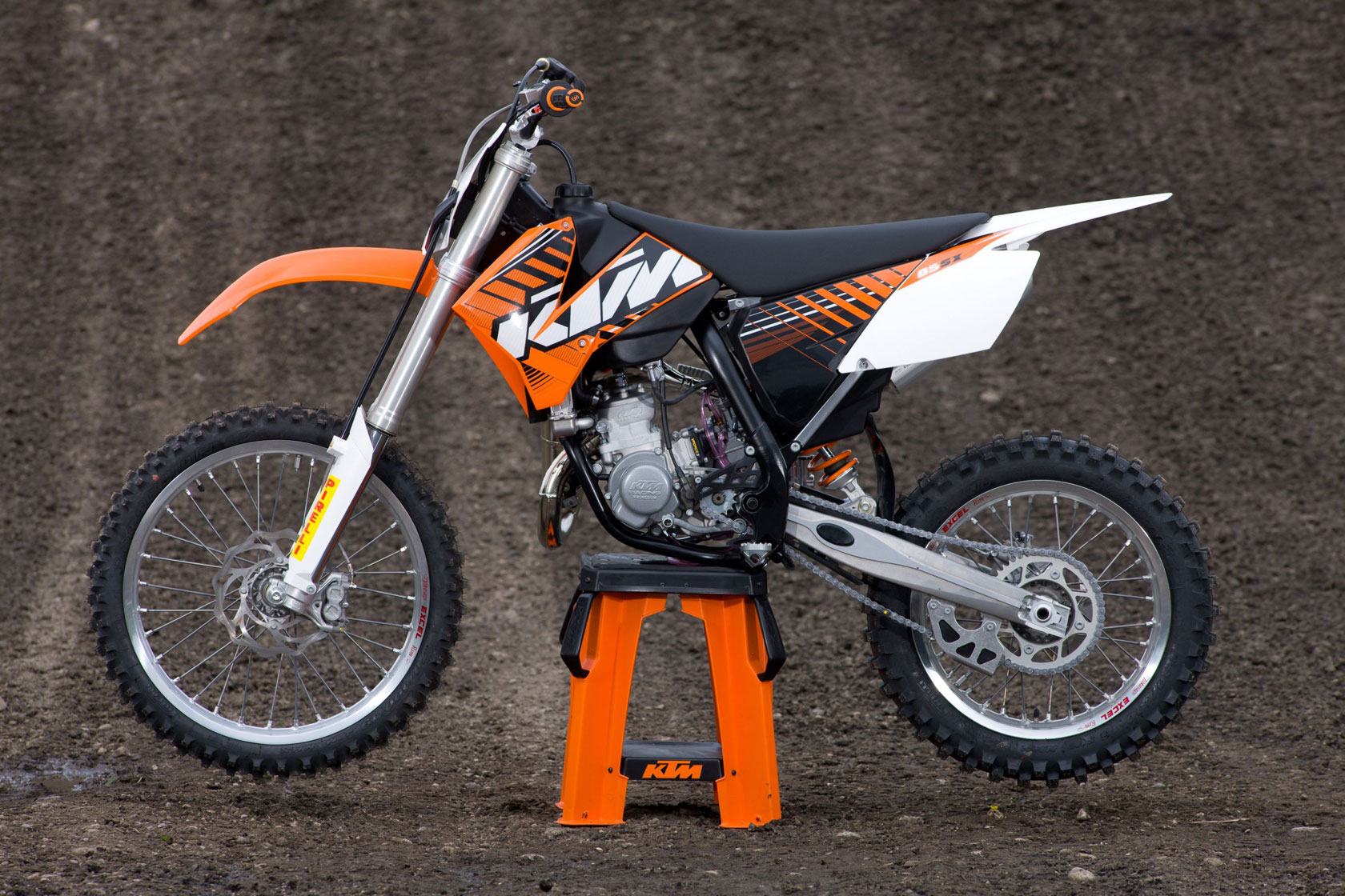 KTM 85 SX 19/16 wallpapers #135045
