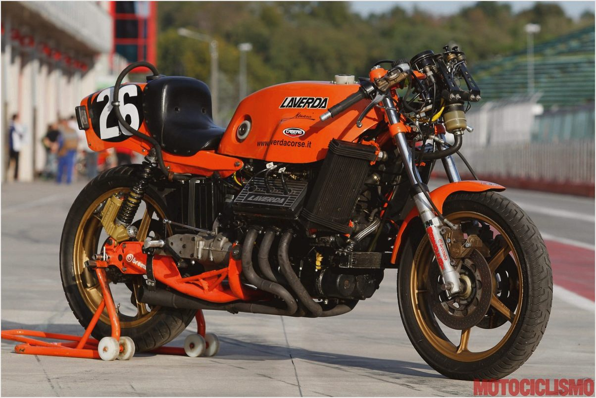 Laverda 1000 SFC 1985 wallpapers #144468