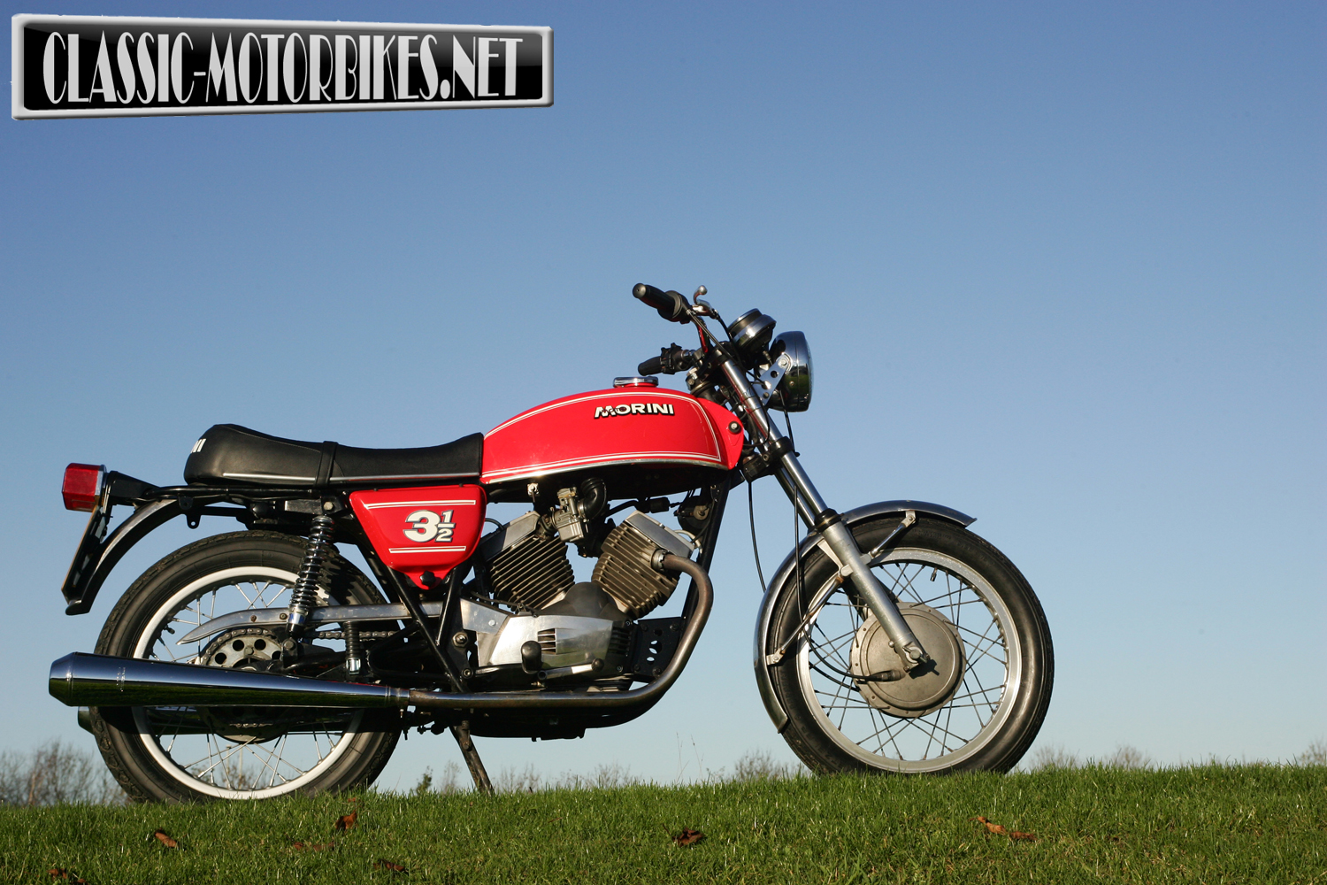 Morini Strada/Sport 350 1982 wallpapers #174617