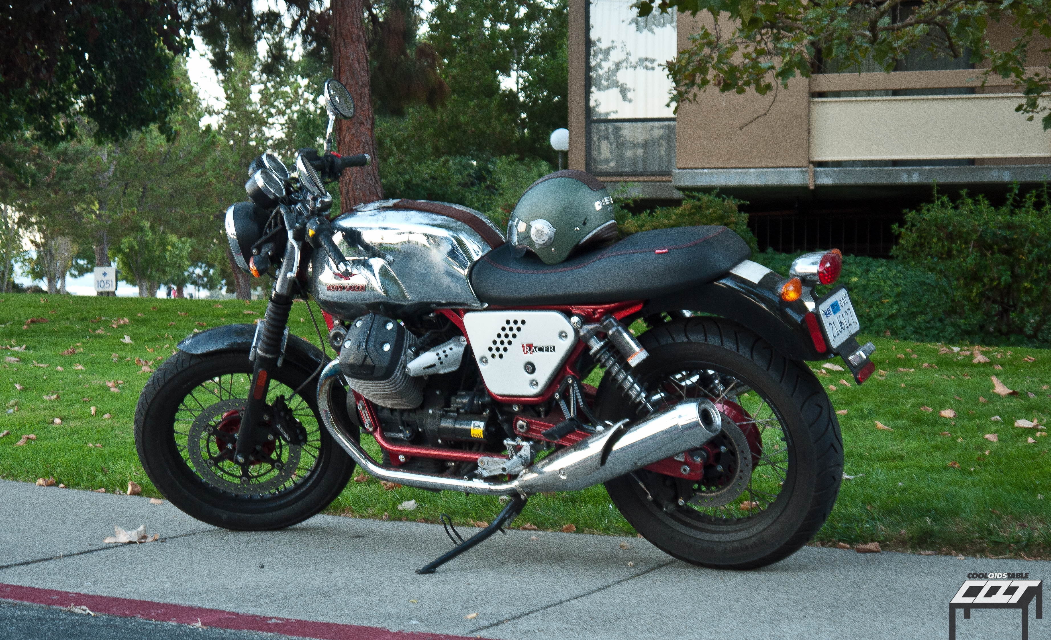 Moto Guzzi V7 Racer 2013 wallpapers #139609