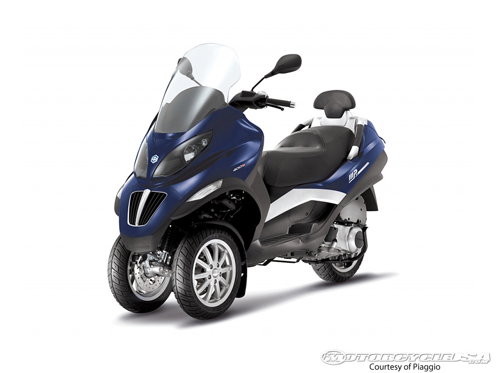 Piaggio MP3 Touring 400 2012 wallpapers #141595