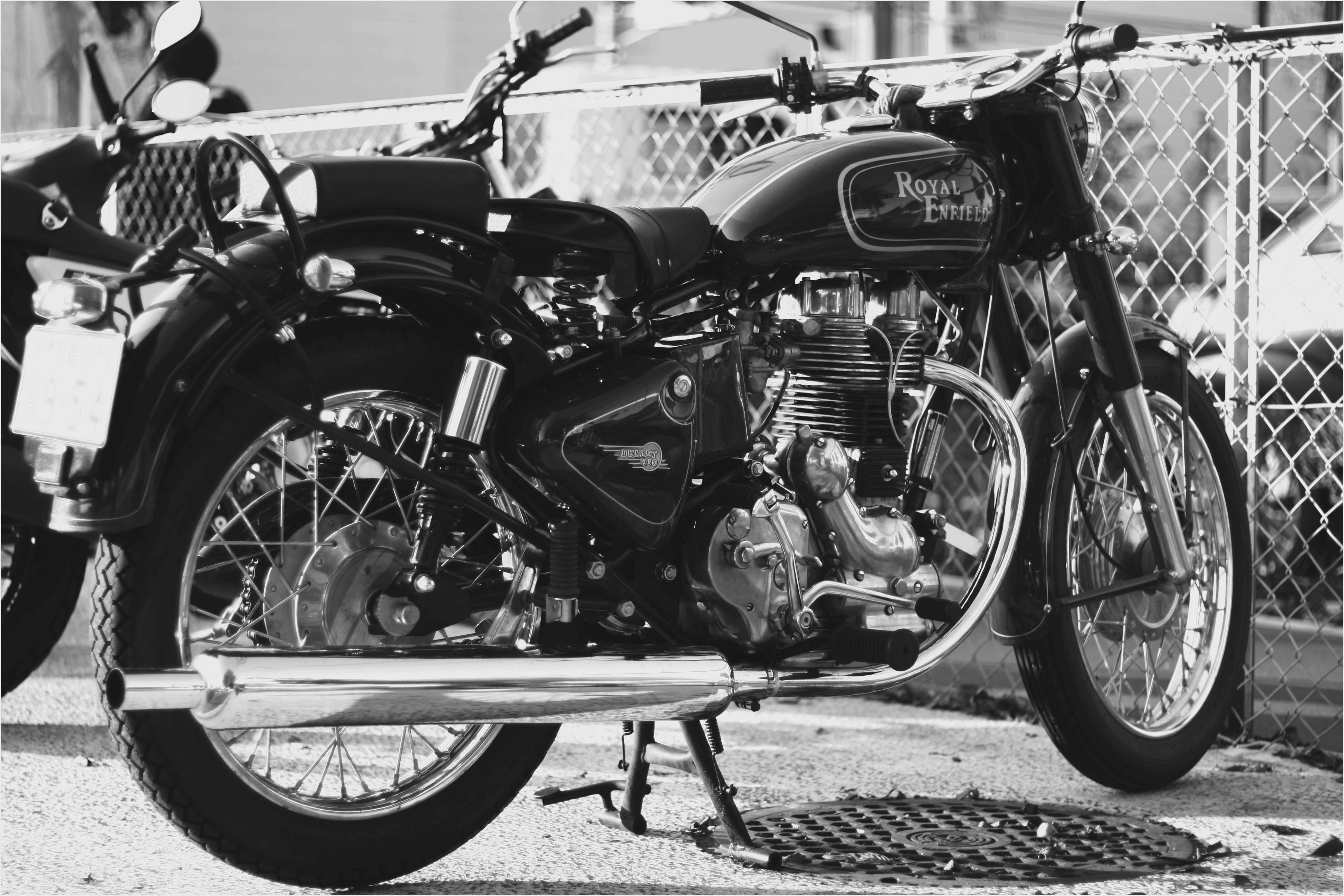 Royal Enfield Bullet 350 Army images #122482
