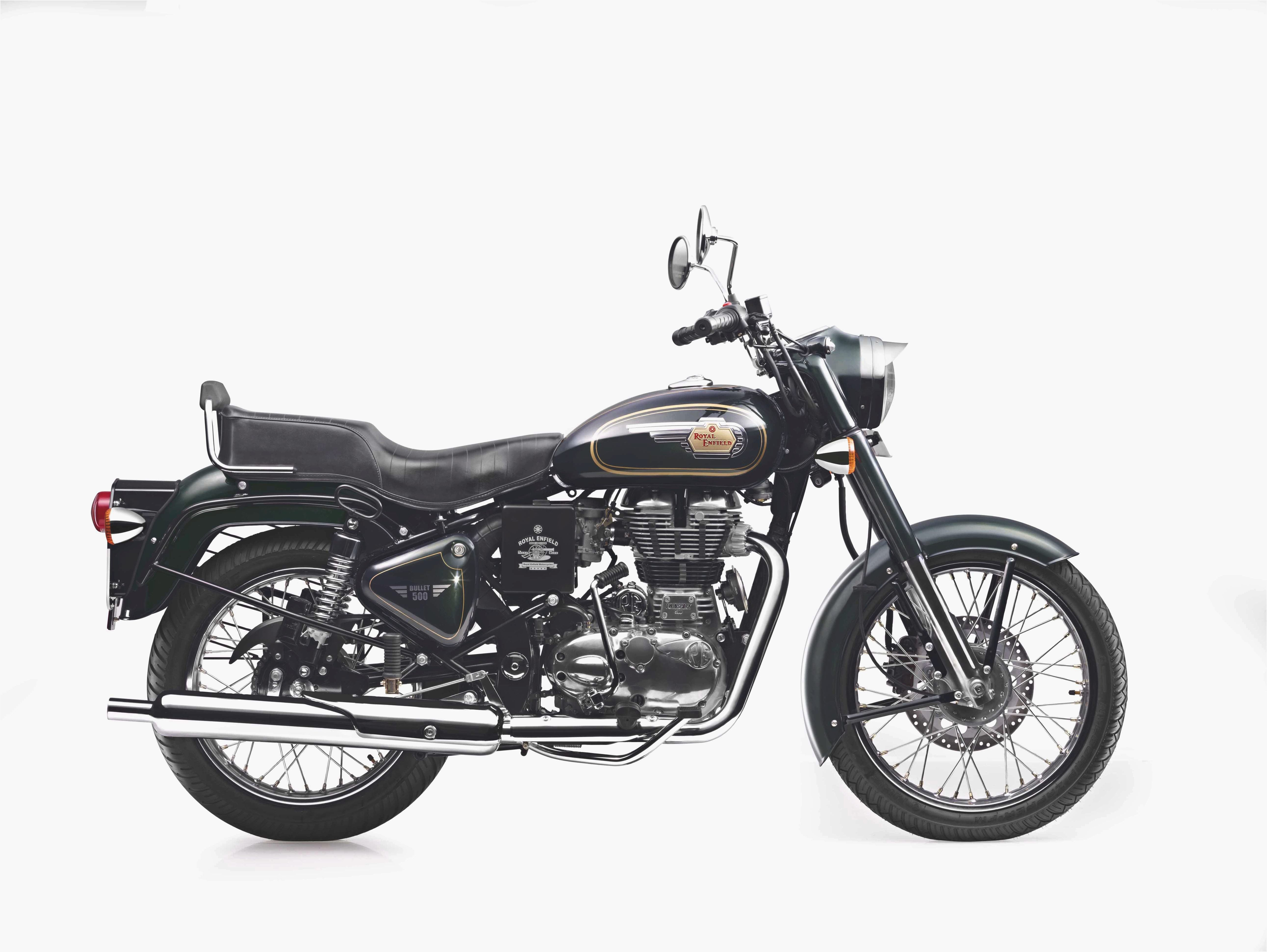 Royal Enfield Bullet 500 Army 1997 images #158646