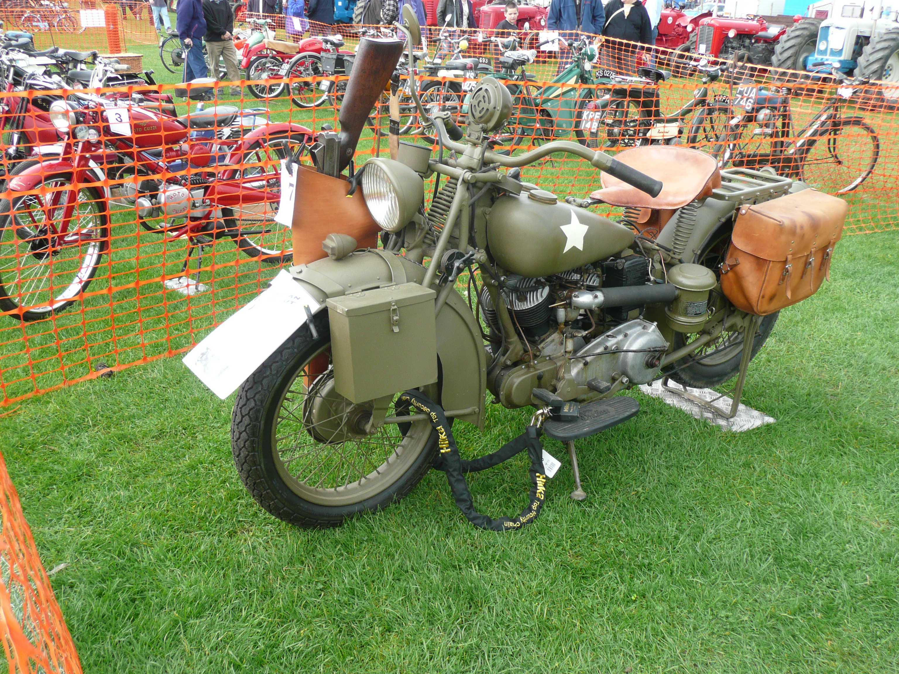 Ural M-63 with sidecar 1977 images #127217