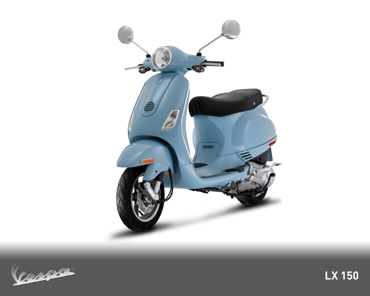 Vespa LX 150 wallpapers #130287