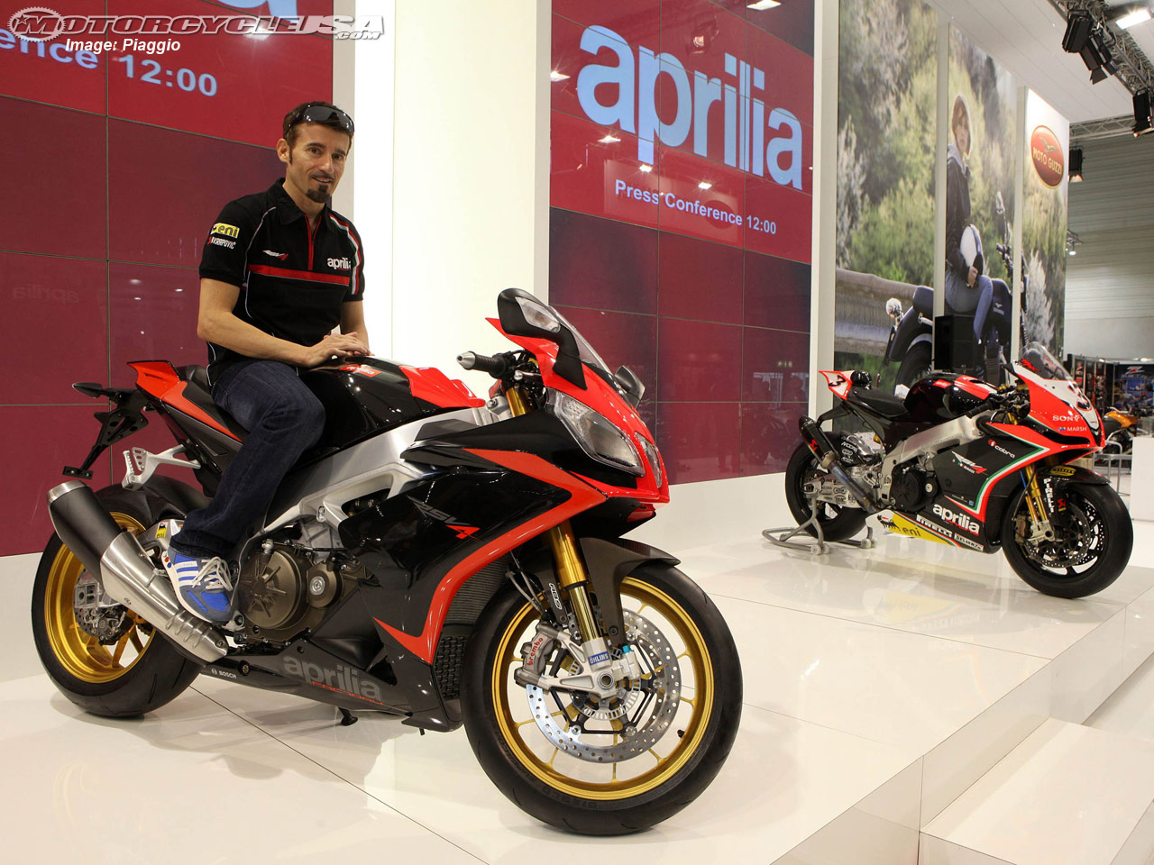 Aprilia RSV4 R ABS 2013 wallpapers #160136