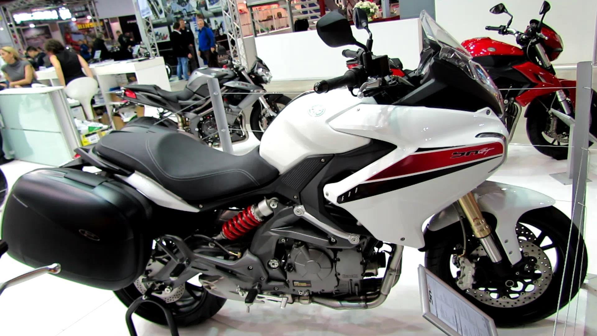 Benelli BN600 GT 2014 images #76578