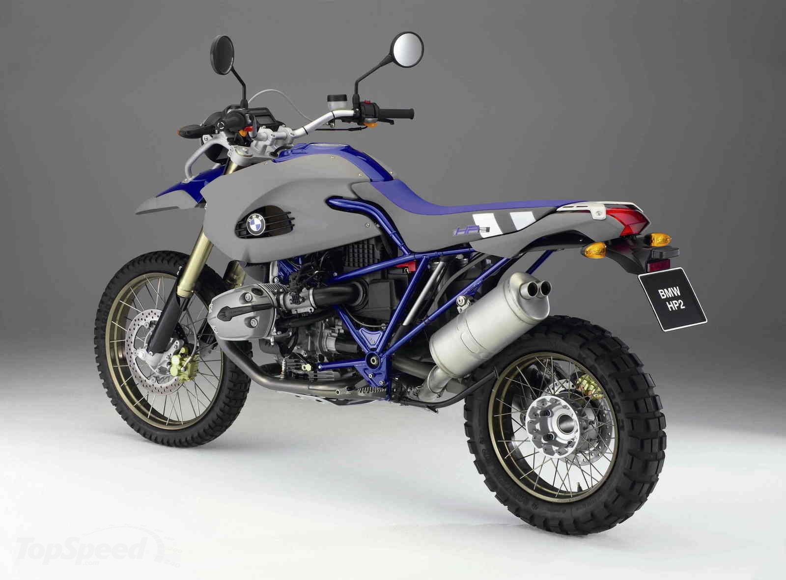 BMW HP2 Enduro images #8173