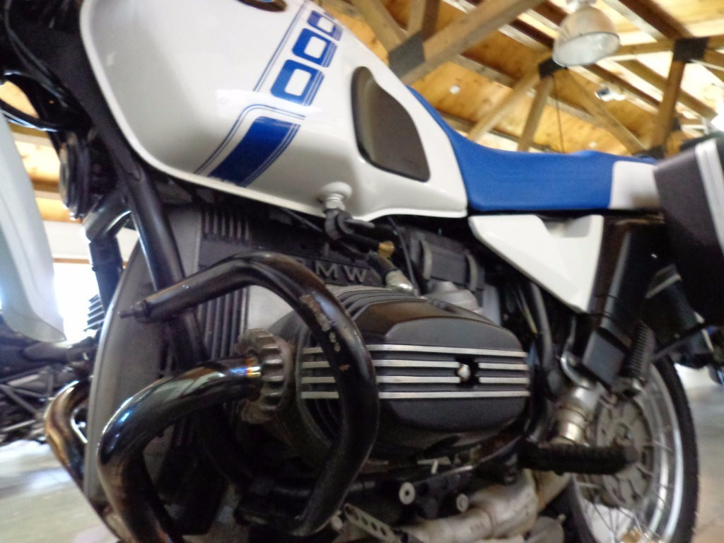 BMW R100GS 1988 images #30800