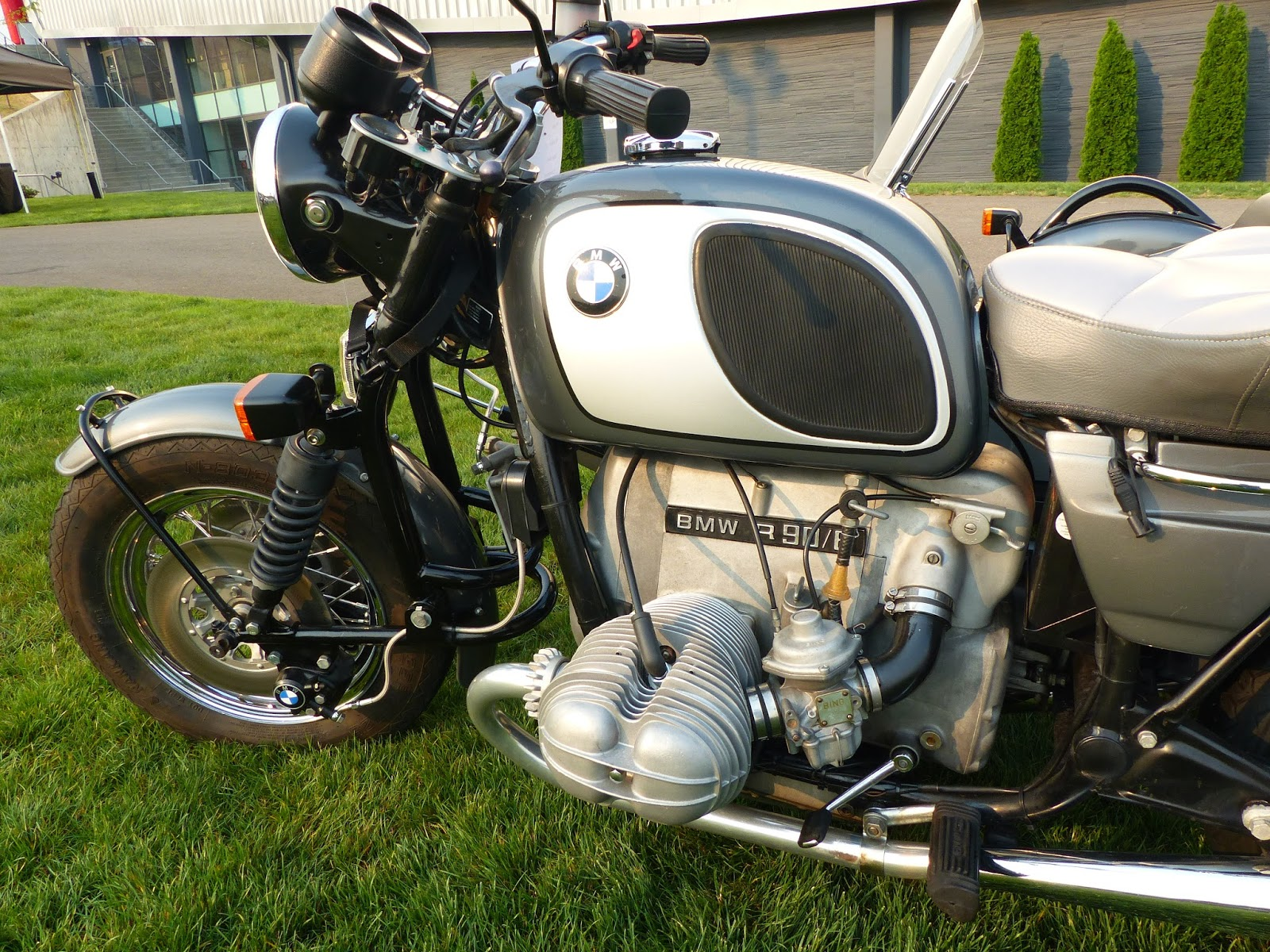BMW R100RT Mono 1989 images #5406