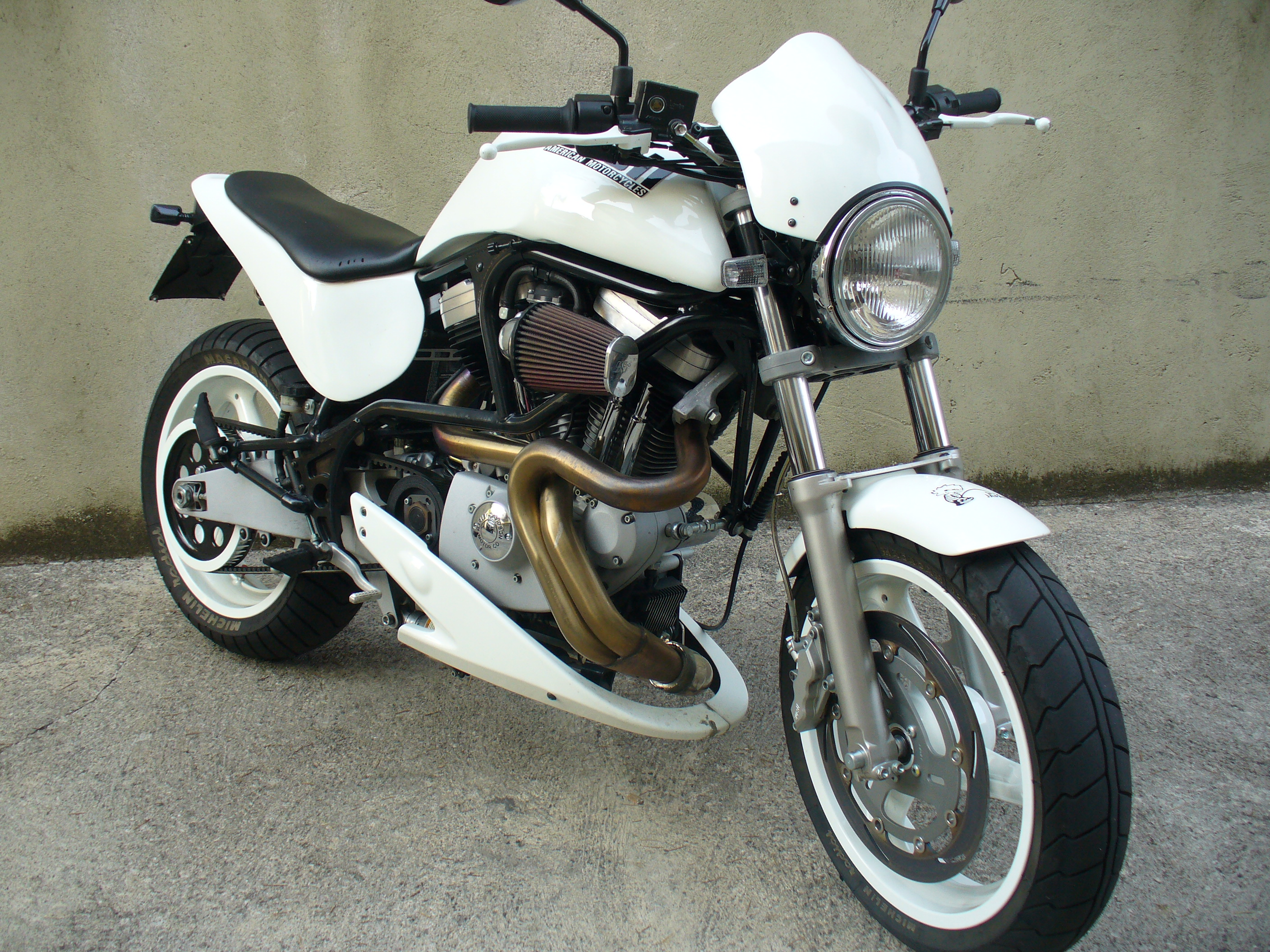 Buell M2 Cyclone 2001 images #65510