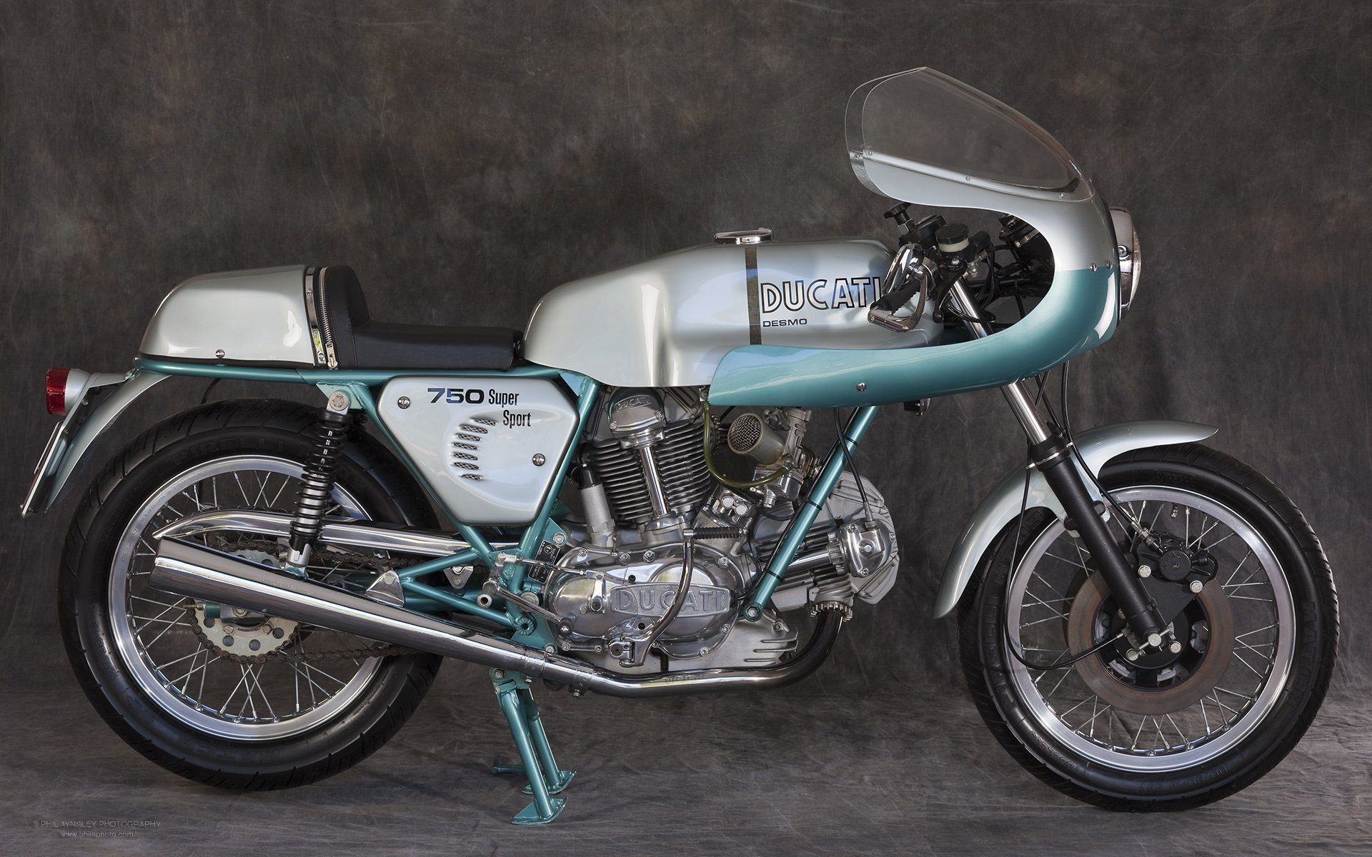 Ducati 750 SS 1973 images #78760