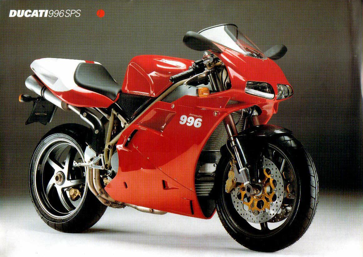 Ducati 996 R wallpapers #11055