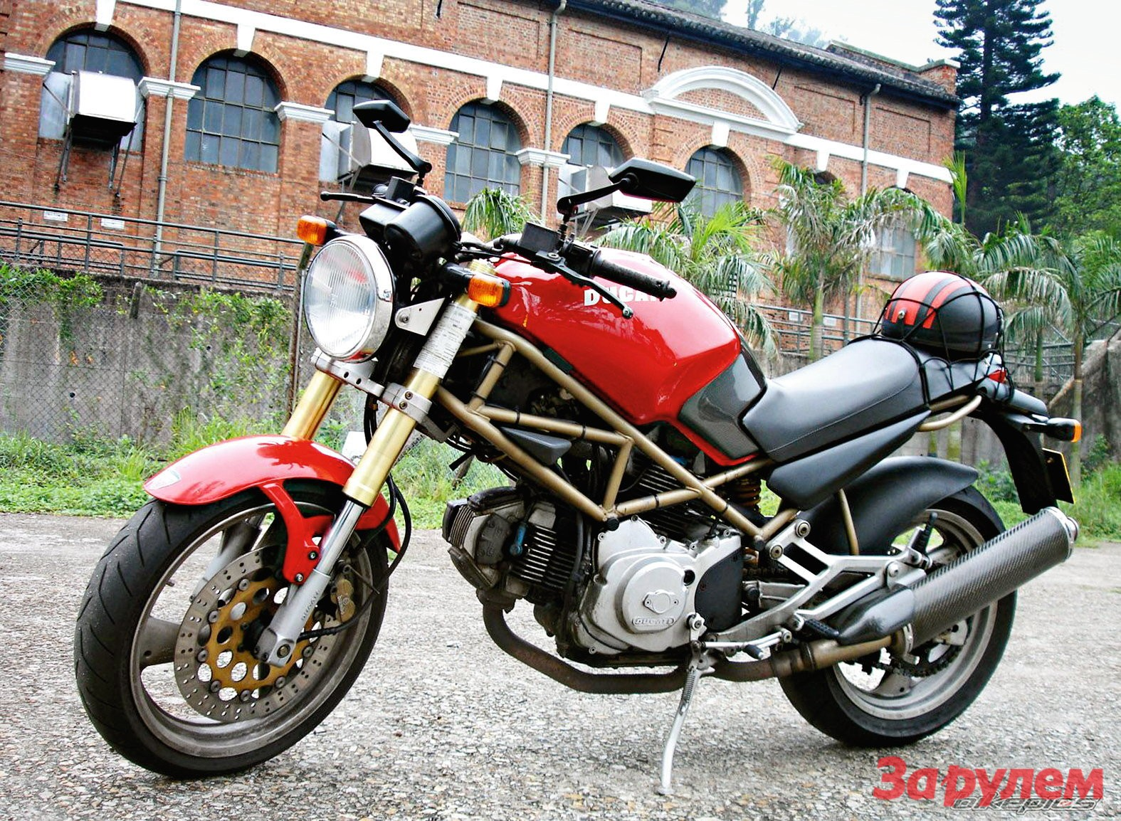 Ducati Monster 750 2002 wallpapers #11948