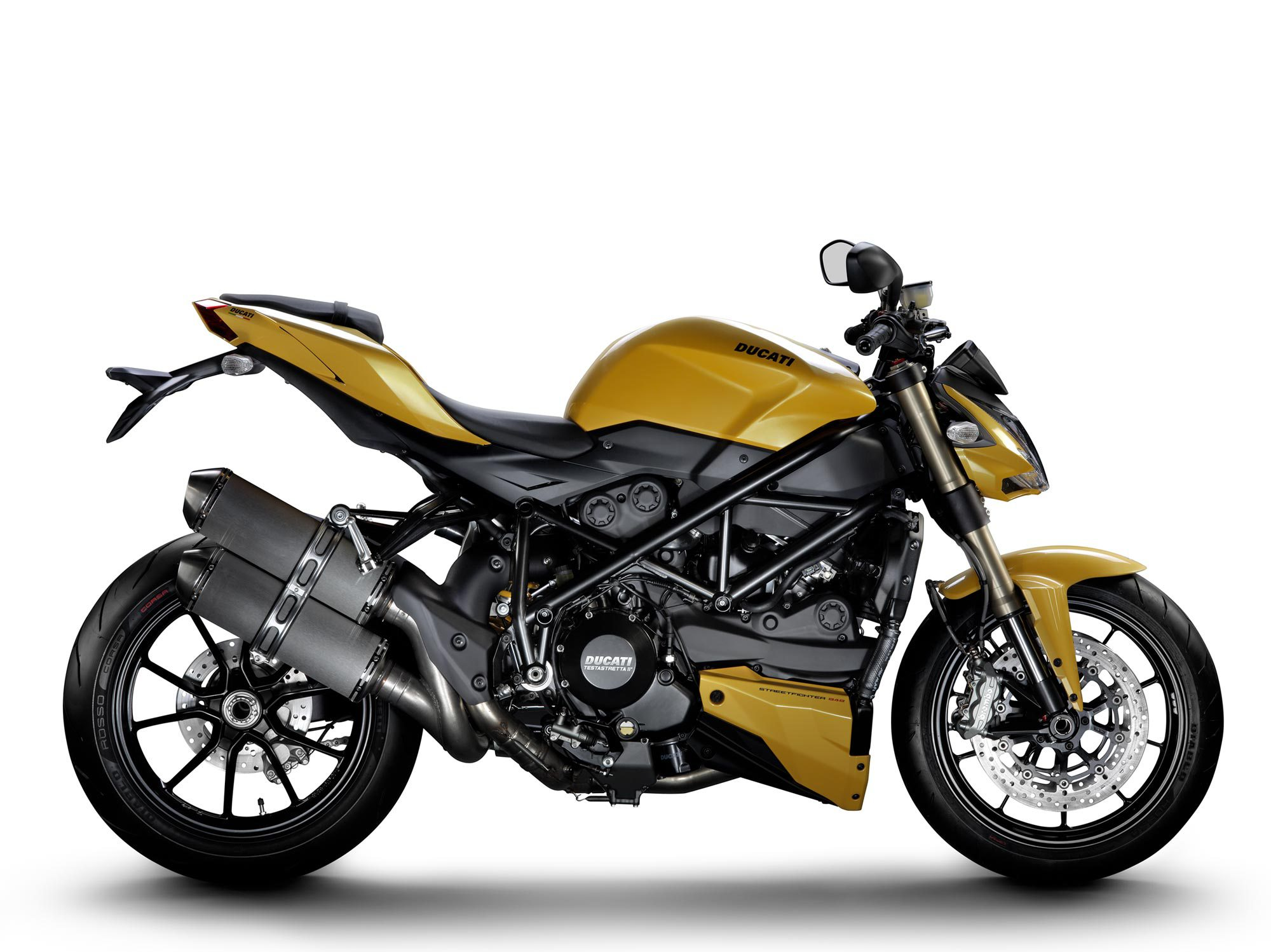 Ducati Streetfighter 2010 wallpapers #142284