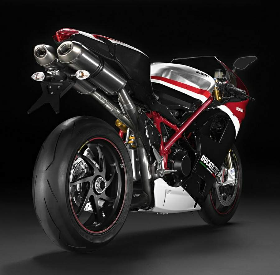 Ducati Superbike 1098 R Bayliss Limited Edition 2009 wallpapers #12444