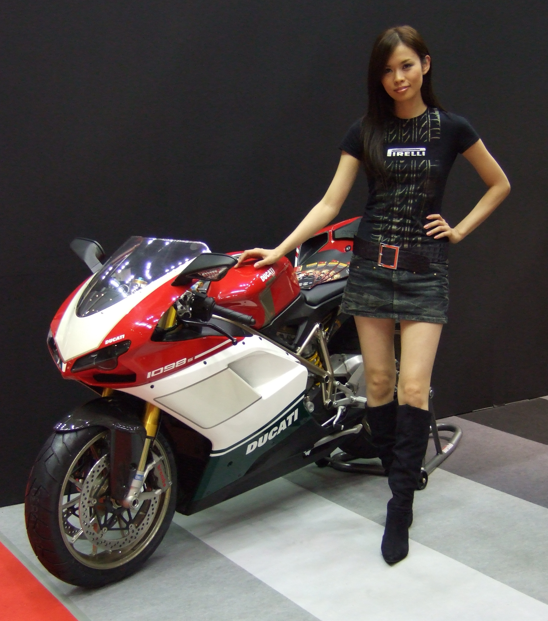 Ducati Superbike 1098 S Tricolore wallpapers #12047