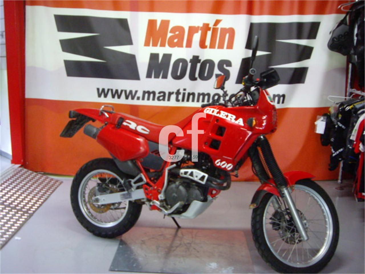 Gilera 600 Nordwest 1997 images #95127