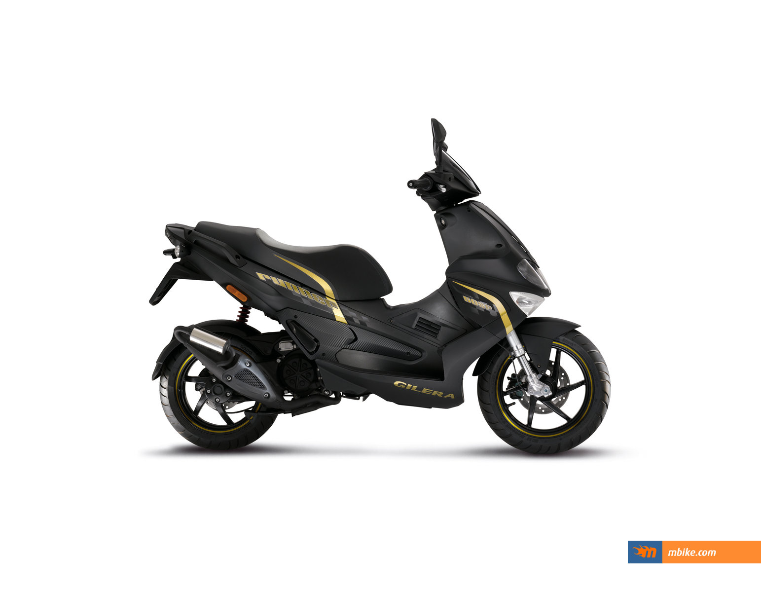 Gilera Runner 50 Black Soul 2015 images #76480