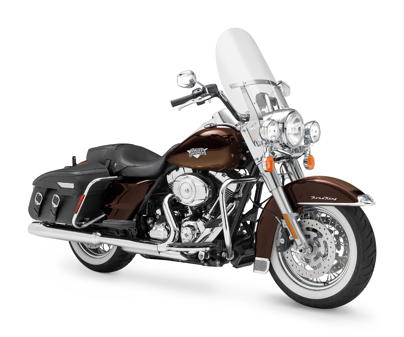 Harley-Davidson FLHRC Road King Classic 2011 images #81343