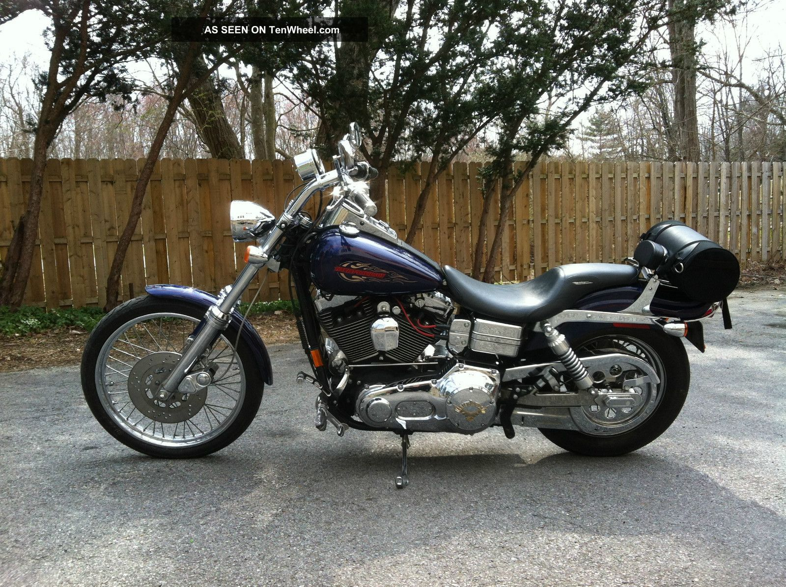 1994 Wide Glide Wiring Diagram | Wiring Schematic Diagram ... Harley Fxdwg Wiring Diagrams on
