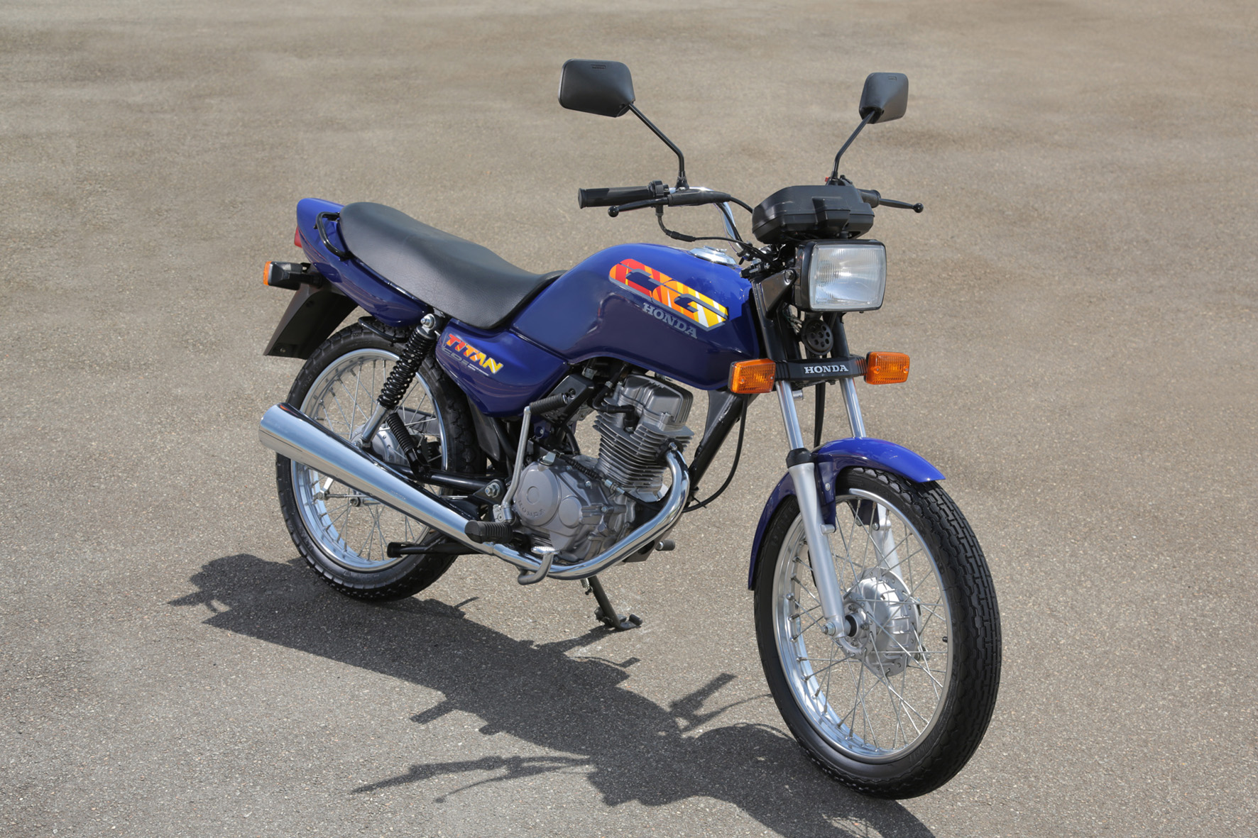2000 honda cg 125 pics specs and information. Black Bedroom Furniture Sets. Home Design Ideas