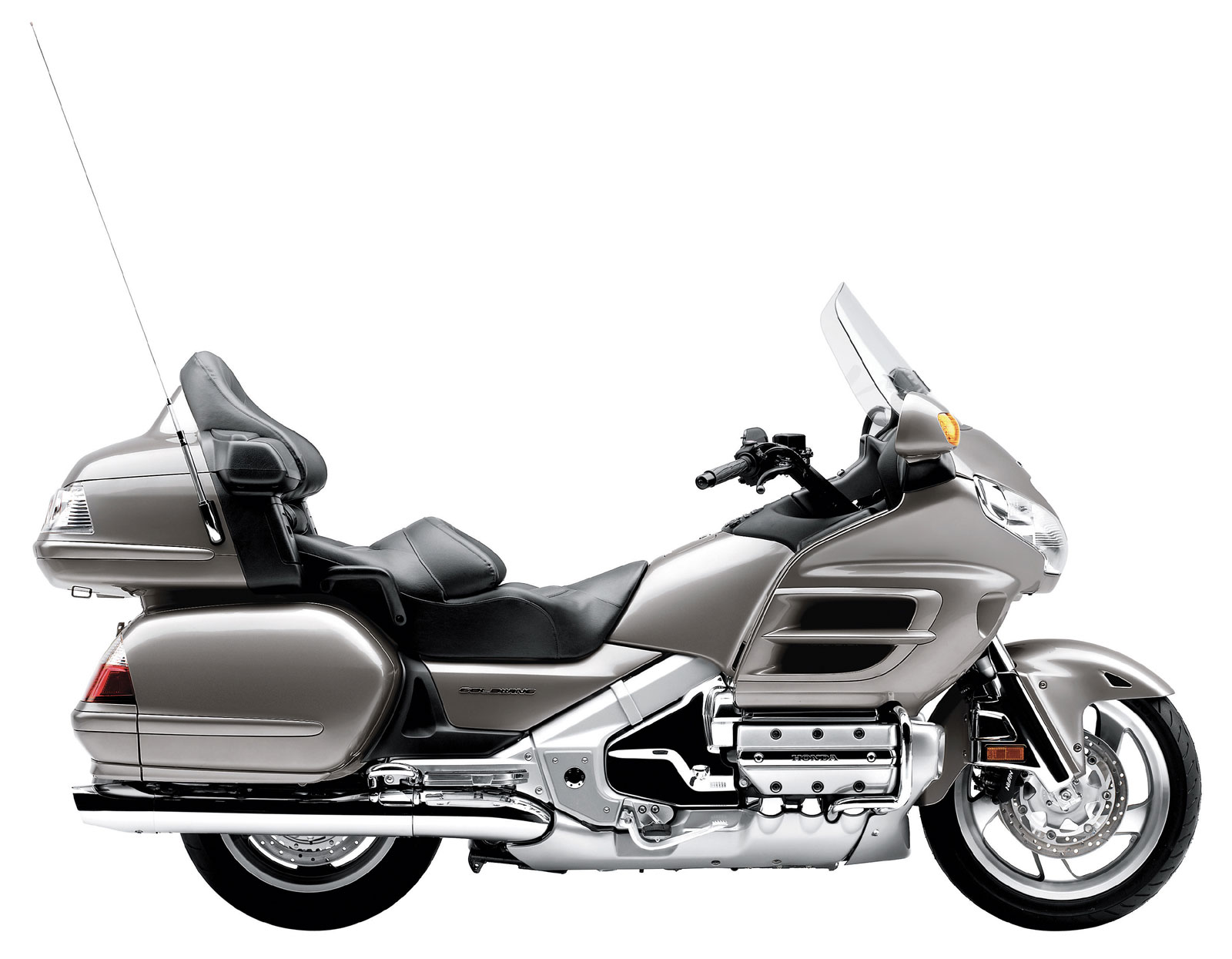 Honda GL 1800 Gold Wing 2007 images #82136