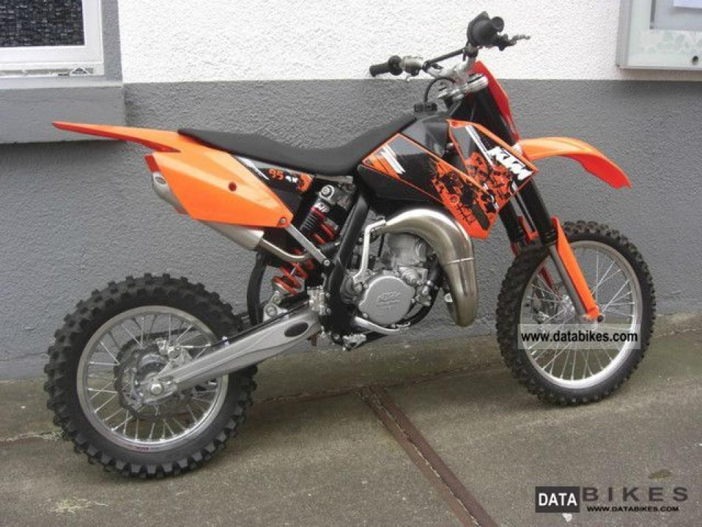 KTM 105 SX 19/16: pics, specs and list of seriess by year ...