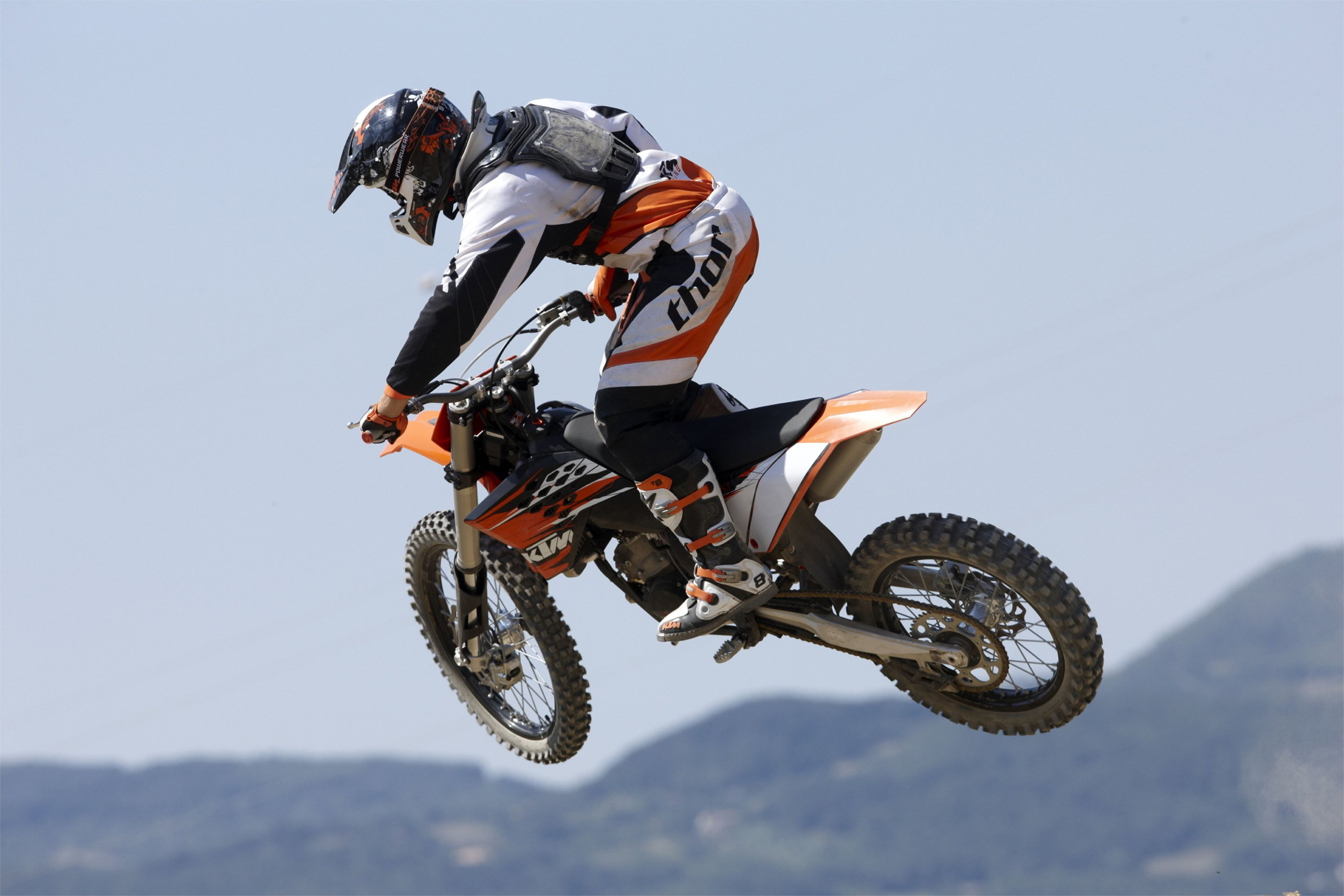 KTM 125 EXC 2010 wallpapers #161327