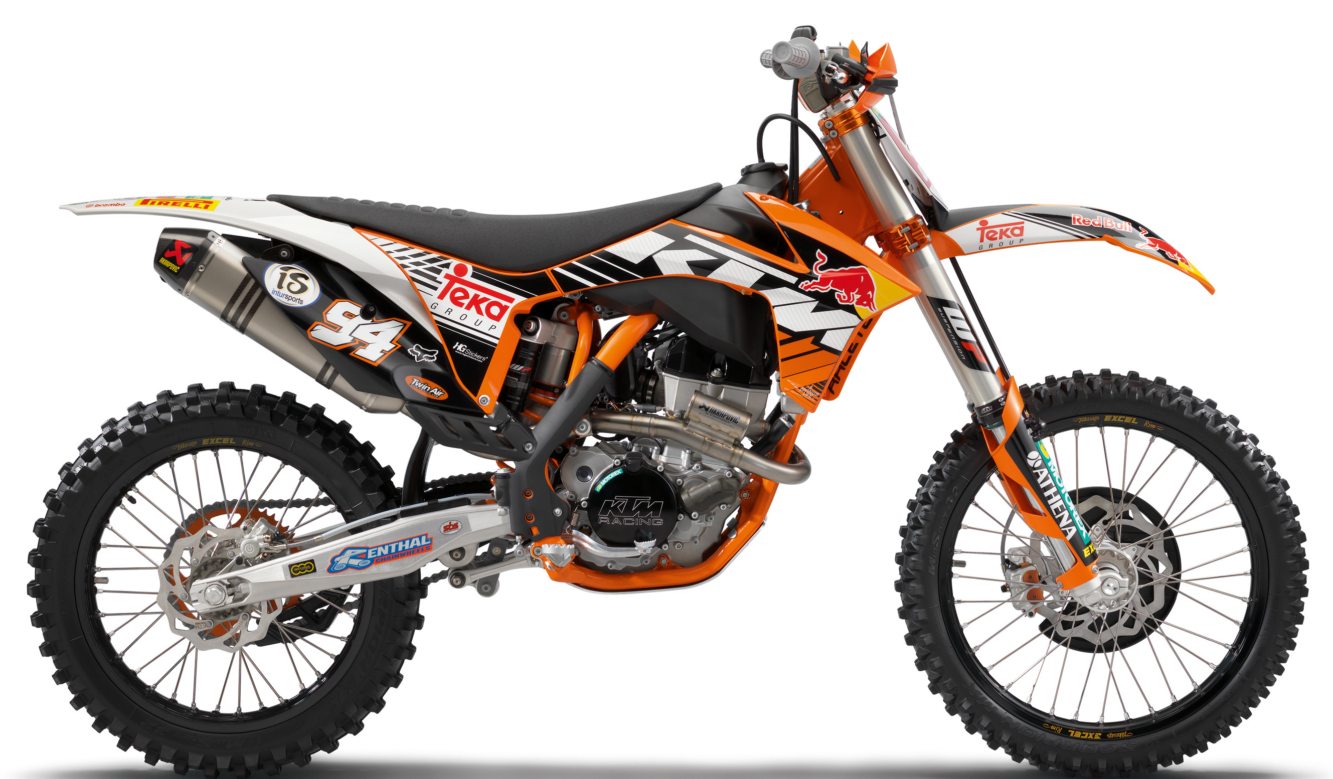 Ktm  Sxf Curb Weight