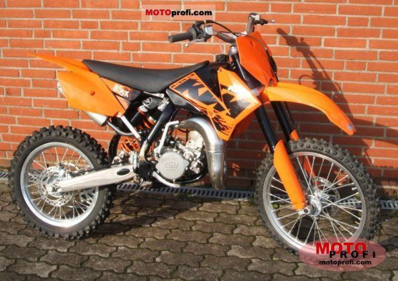 KTM 85 SX 19/16 2011 wallpapers #135046