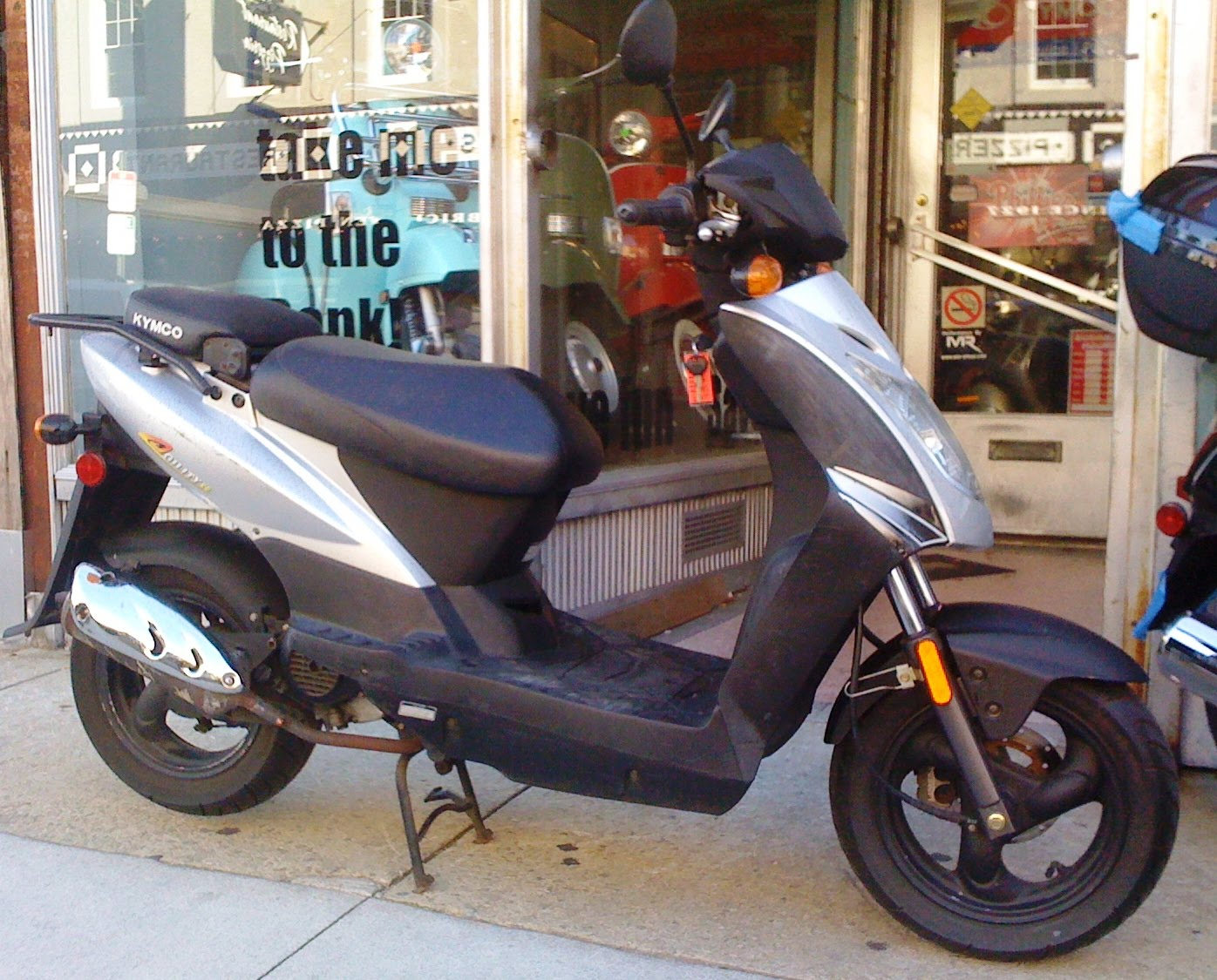 Kymco Agility 50 2007 images #100881