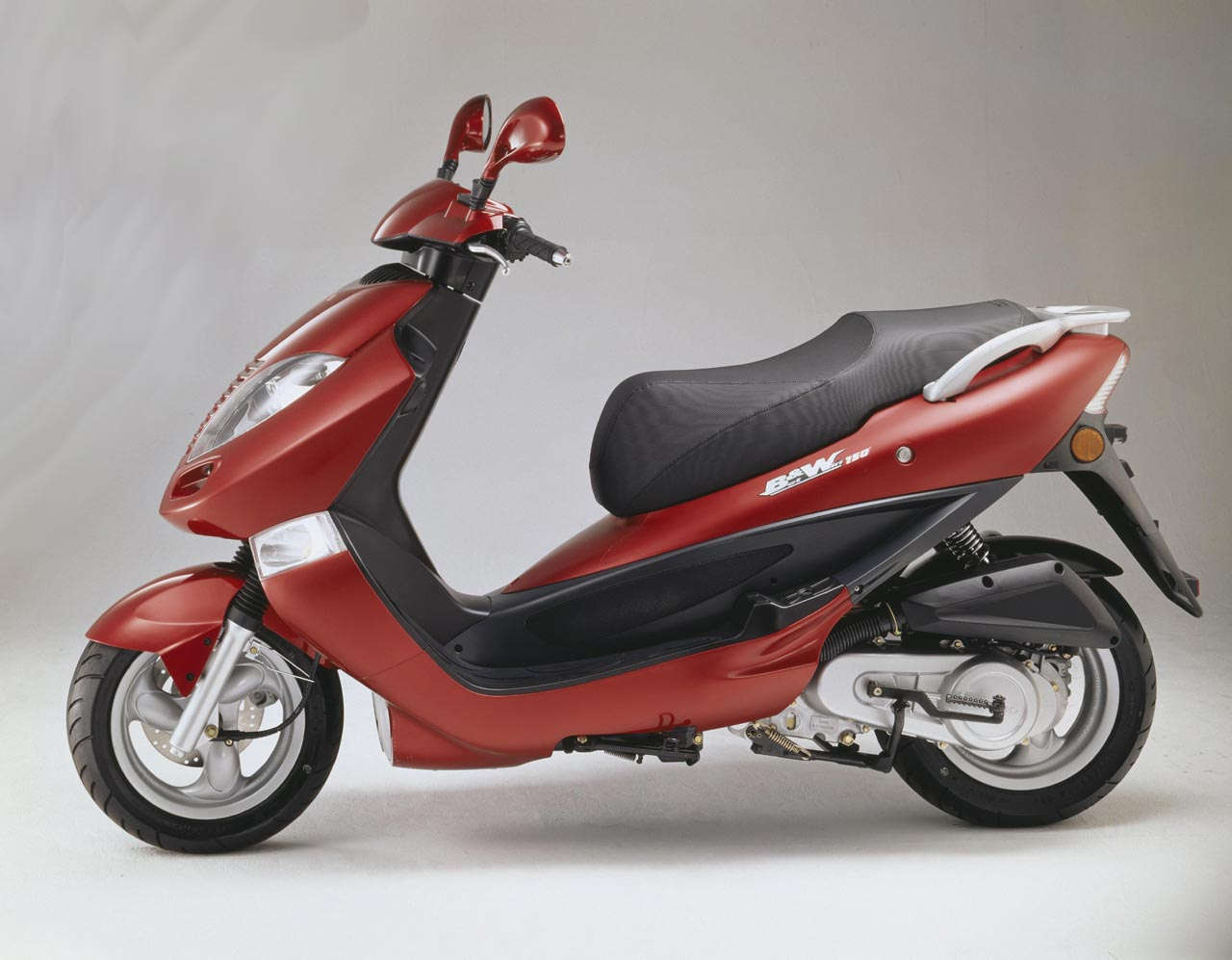 Kymco B&W 50 2010 images #101872