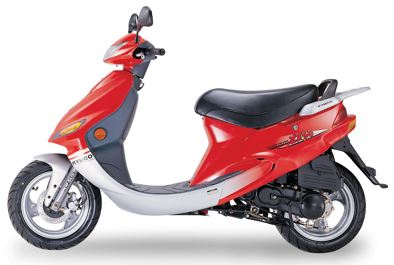 Kymco Scout ZX 50 2002 images #101378