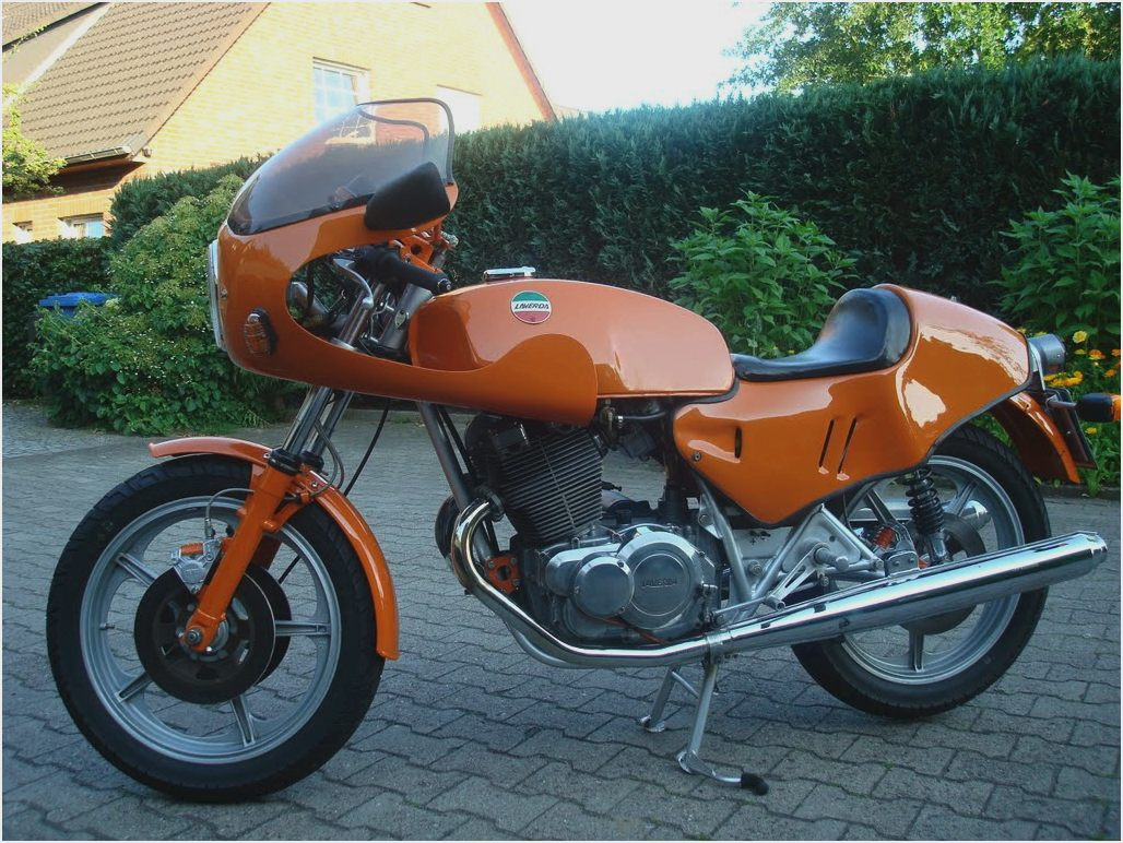 Laverda 500 1977 wallpapers #145859